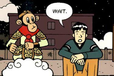 El cómic American Born Chinese inspirará una nueva serie para Disney Plus