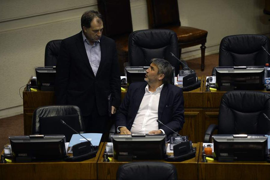 Senado 27 de Septiembre 2016