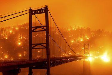 El trágico historial de incendios en California