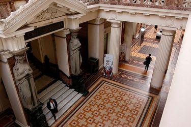 Poder Judicial cierra los primeros cinco tribunales del país por Covid-19
