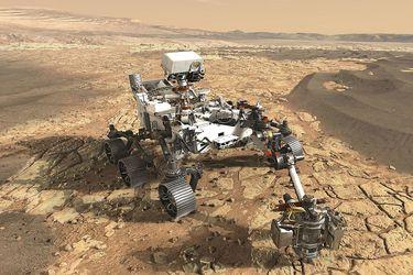 Mars 2020, la misión que preparará la llegada del hombre a Marte