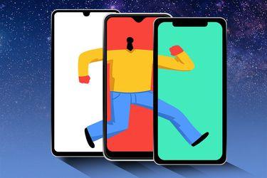 Los celulares más vendidos del 2020 (y cuáles son sus gracias)