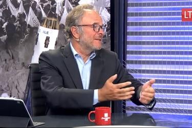 """Bernardo Larraín Matte por posible nueva Constitución: """"Los gremios no deben tomar una posición"""""""