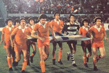 28 de octubre: Cobreloa logra una histórica clasificación a la final de la Libertadores a solo cuatro años de su fundación