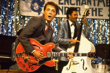 Córrete, Chuck Berry: la noche en que Marty McFly inventó el rock & roll