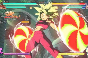 Kefla: Velocidad y poder en Dragon Ball FighterZ