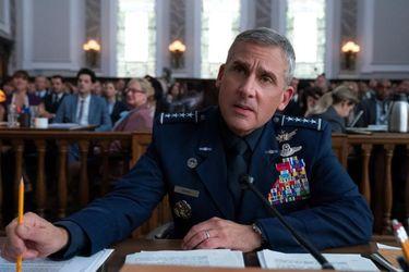 """Netflix podría quitarle el registro de la marca """"Space Force"""" a la Fuerza Aérea de Estados Unidos"""