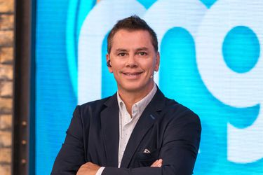 José Miguel Viñuela vuelve hoy a Mucho Gusto