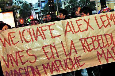 Caso Alex Lemún: Tribunal sentencia a excarabinero a tres años de cárcel, pero pena se da por cumplida