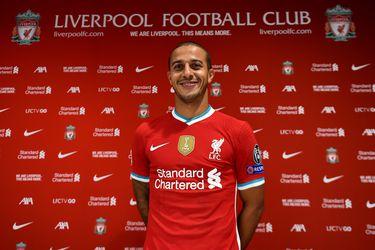 """""""El momento que todos estaban esperando"""": la bienvenida del Liverpool a Thiago Alcántara"""