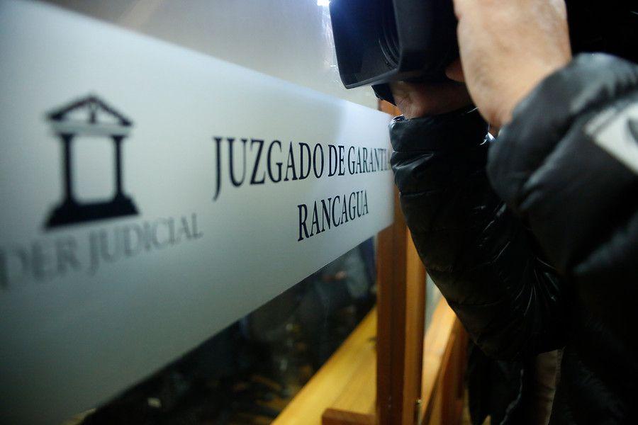 Juzgado de Garantía de Rancagua.