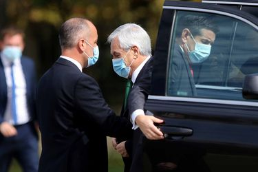 Expulsado del país por amenazar a Piñera: PDI localizó a extranjero que además estaba con visa vencida