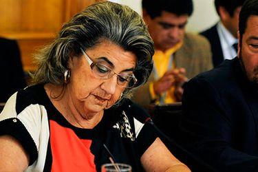alcaldesa Viña del Mar, Virginia REginayo