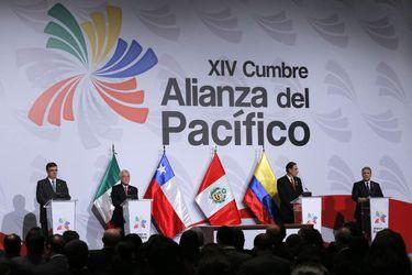 Piñera asume presidencia de la Alianza del Pacífico