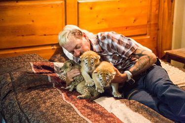 El Tiger King de Netflix se fue con las manos vacías de los Emmy