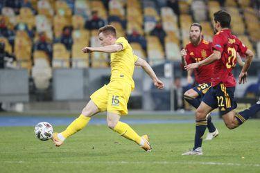 Ucrania baja a España y Alemania con Suiza tienen batalla de goles