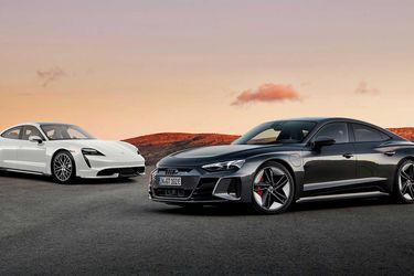 Audi y Porsche llevan al Grupo Volkswagen a números azules, vistos solo previo a la pandemia