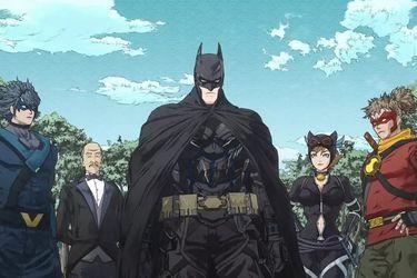 Batman Ninja tendrá una obra teatral en Japón