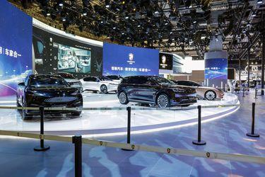 El gigante de autos eléctricos de US$87.000 millones de China aún no ha vendido un vehículo