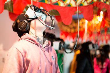 Realidad virtual Centro Cultural La Moneda