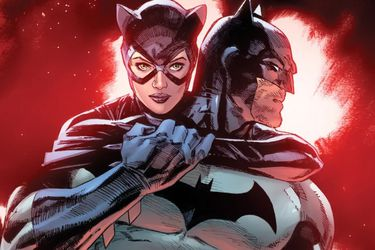 El Batman/Catwoman de Tom King no comenzará en enero