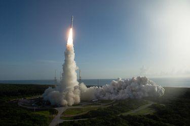 Escucha el audio del rover Perseverance durante su viaje a Marte