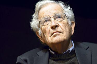 Noam Chomsky, un optimista ante las desigualdades