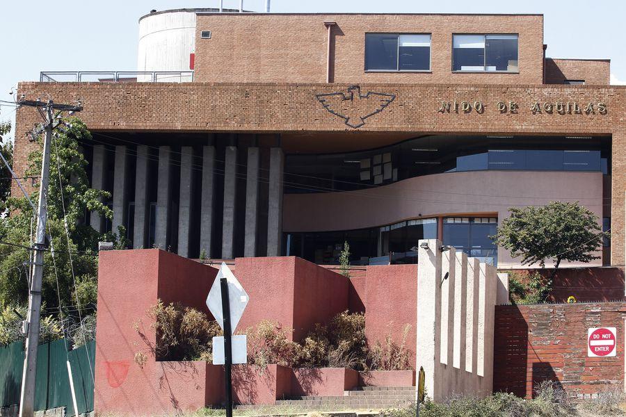 Profesores del Colegio Nido de Águilas iniciaron huelga