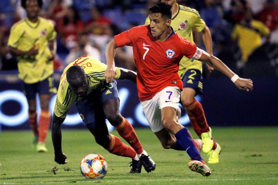 Alexis Sánchez | Chile 0-0 Colombia | Alicante, 2019