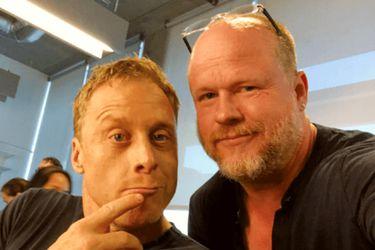 Alan Tudyk defendió a Joss Whedon ante las acusaciones de Ray Fisher