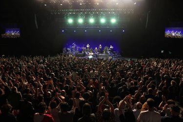 King Crimson en Buenos Aires: un incendio en el Luna Park