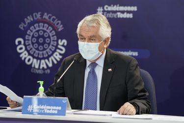 El ministro Paris ve probable que los partidos internacionales se jueguen en otro continente
