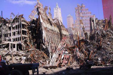 11/9: Revelan las fotos perdidas de los atentados contra las Torres Gemelas