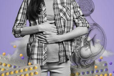 """""""No sabía que estaba embarazada"""": la historia de la adolescente que supo que sería madre el día que parió"""
