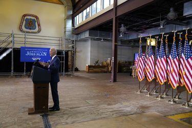 Biden lanza ambicioso plan de US$ 2 billones para reconstruir la infraestructura y remodelar la economía de EE.UU.