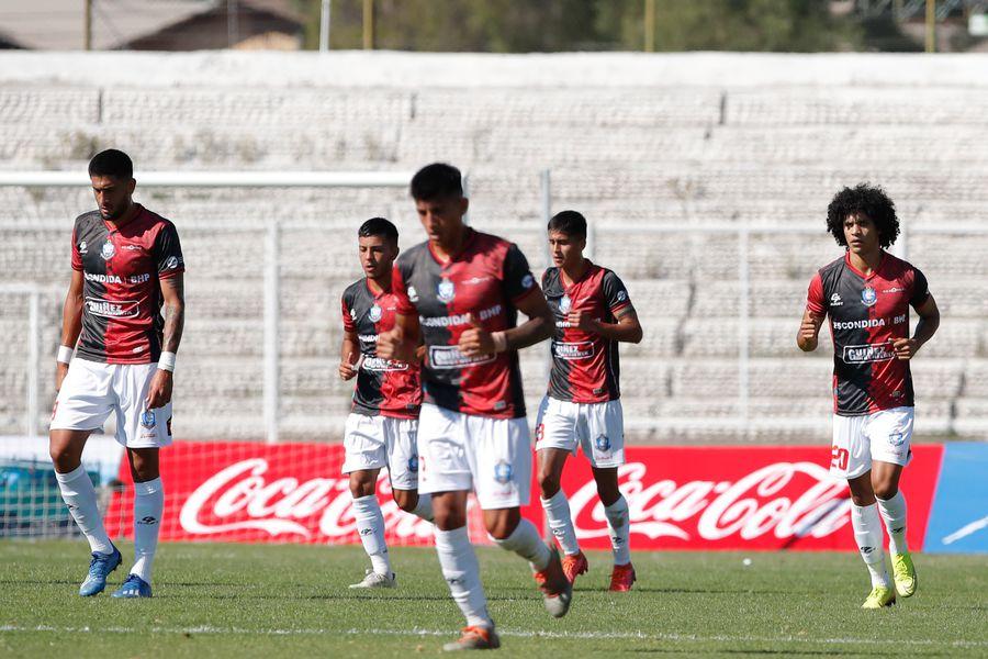 Deportes Antofagasta venció 2-4 a Palestino, en la primera fecha del Torneo Nacional. Los pumas ya se vacunaron contra la Covid-19.