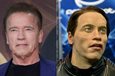 Arnold Schwarzenegger demandó al creador del robot que lleva su cara