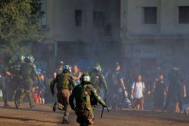 Postgrado policial: U. de Chile se suma a reforma de Carabineros y estrena diplomado para mejorar gestión en protestas