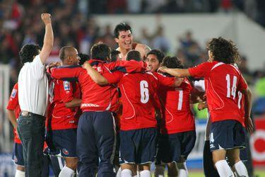 Las generaciones del Superclásico en la Roja: Colo Colo también domina desde 2001