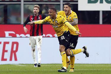 Empate del Milan deja al Inter más puntero que nunca