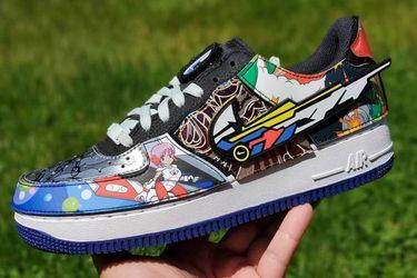 Nike lanzará zapatillas inspiradas en el anime