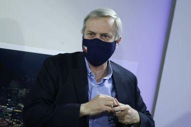 José Antonio Kast, presidente del Partido Republicano.