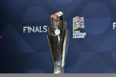 Italia-España y Bélgica-Francia: los partidos de la fase final de la Nations League