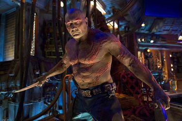 Dave Bautista no está interesado en una potencial serie de Drax para Disney Plus