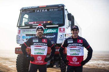 Dakar: Ignacio Casale volverá a competir en camiones