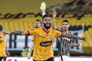 Barcelona de Ecuador elimina a Fluminense y desafía el dominio brasileño en la Libertadores