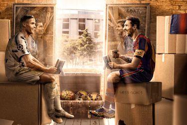Messi versus Cristiano: el día del reencuentro