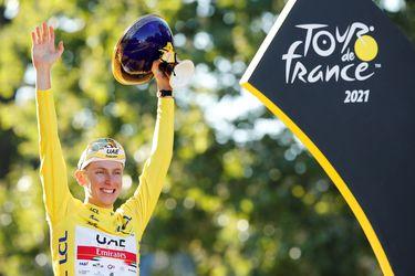 El joven Tadej Pogacar se convierte en leyenda: conquista su segundo Tour de Francia al hilo