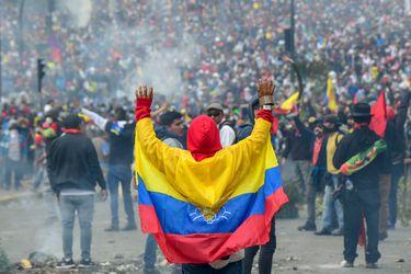 Protestas en Ecuador (6)