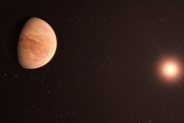 Usando un telescopio del norte de Chile, astrónomos descubren un planeta muy similar a Venus que podría ayudar a buscar vida en otros mundos